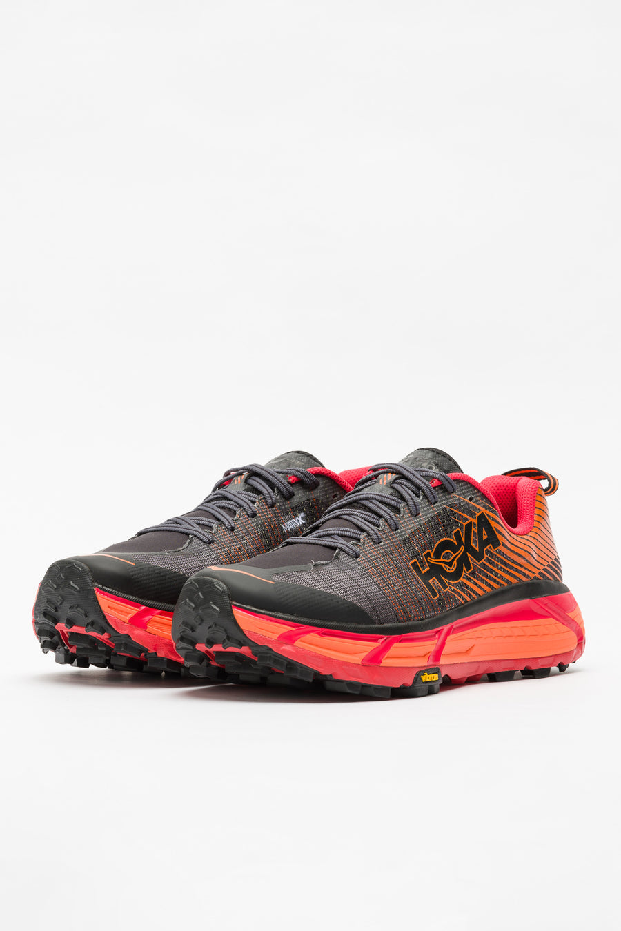sale retailer b78d0 7a7ec M Evo Mafate 2 in Black/Poppy Red
