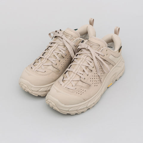Hoka One One x Engineered Garments Tor Ultra Low in Taupe - Notre
