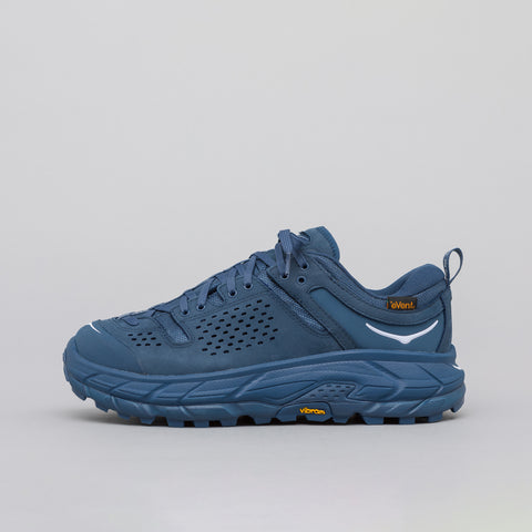 Hoka One One Tor Ultra Low WP JP in Dark Denim - Notre