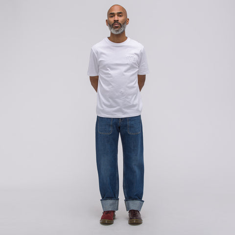 J.W. Anderson JWA Logo T-Shirt in White - Notre