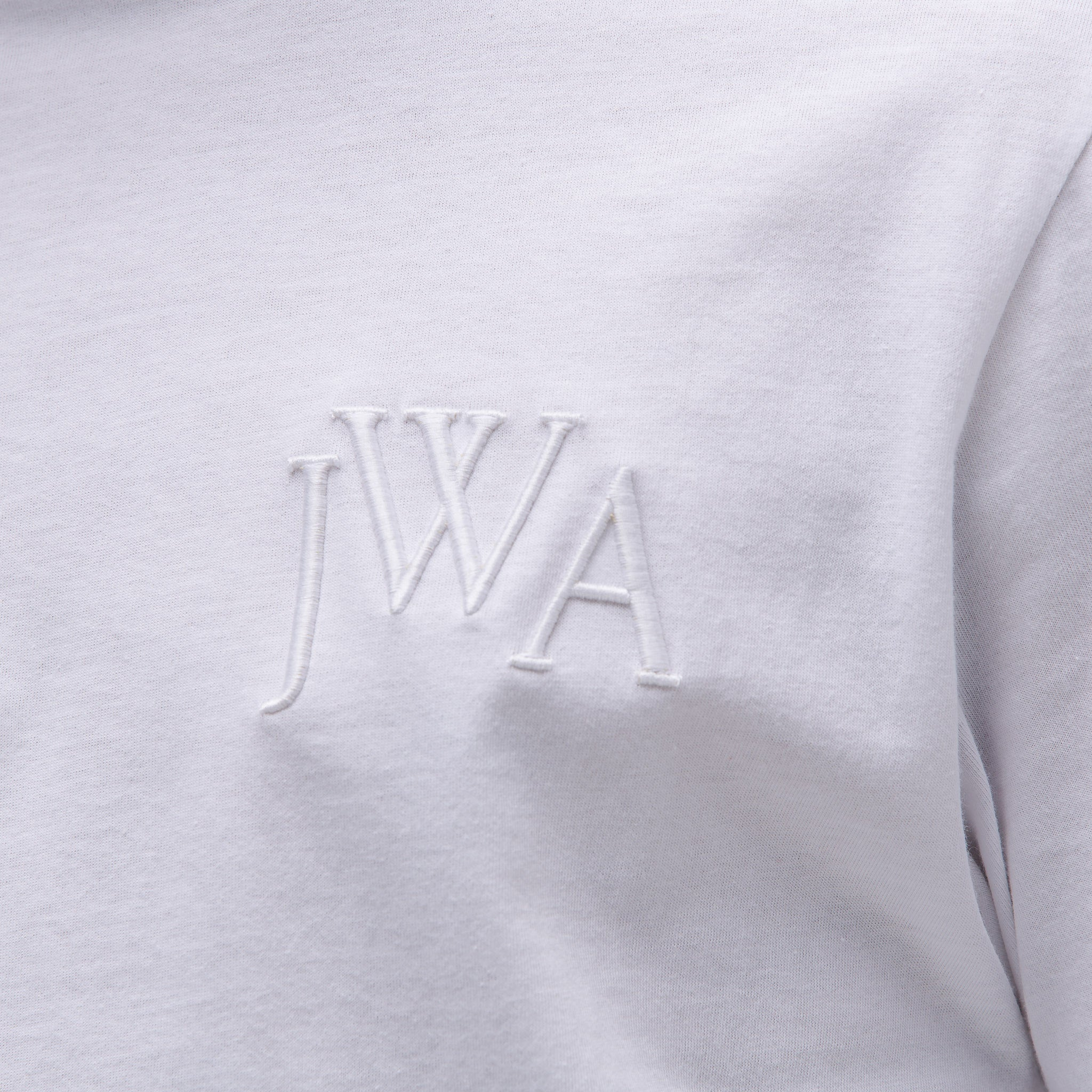 JWA Logo T-Shirt in White