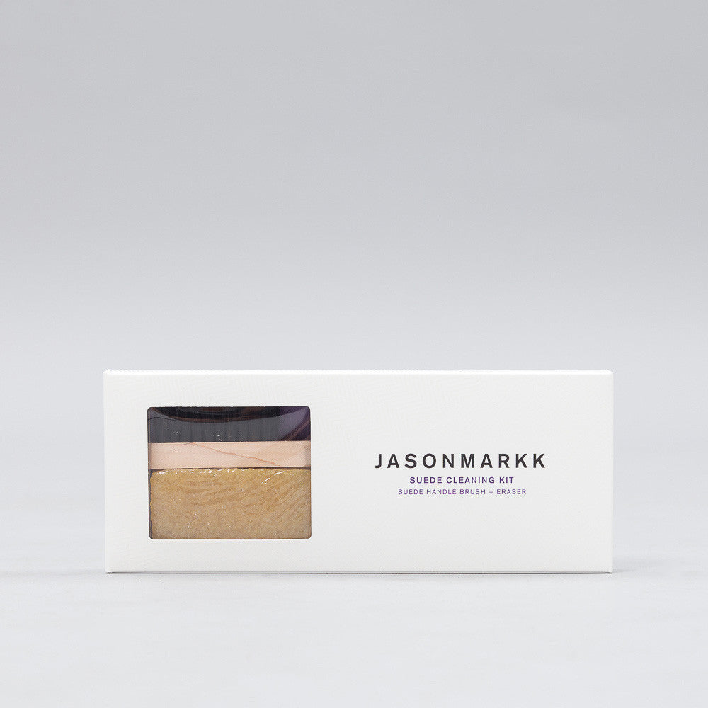 Jason Markk Suede Cleaning Kit Front
