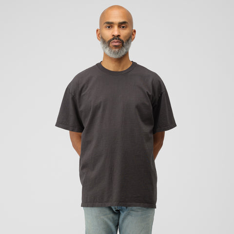 John Elliott Basalt T-Shirt in Charcoal - Notre
