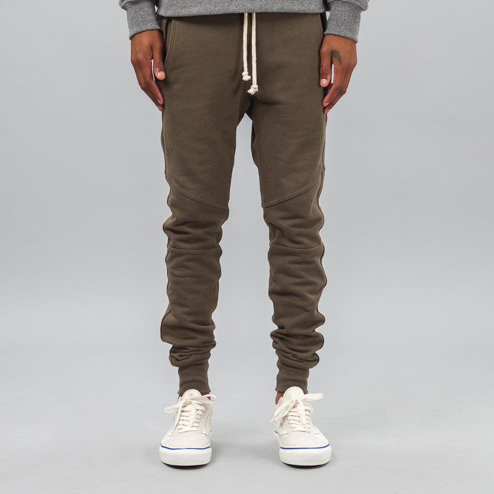 John Elliott - Escobar Sweatpants in Alpine - Notre - 1