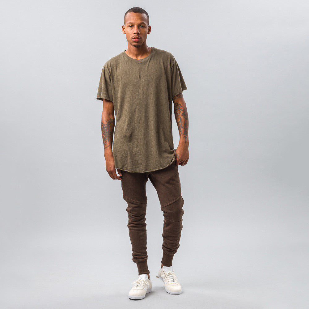 John Elliott - Escobar Sweatpants in Brown - Notre - 1