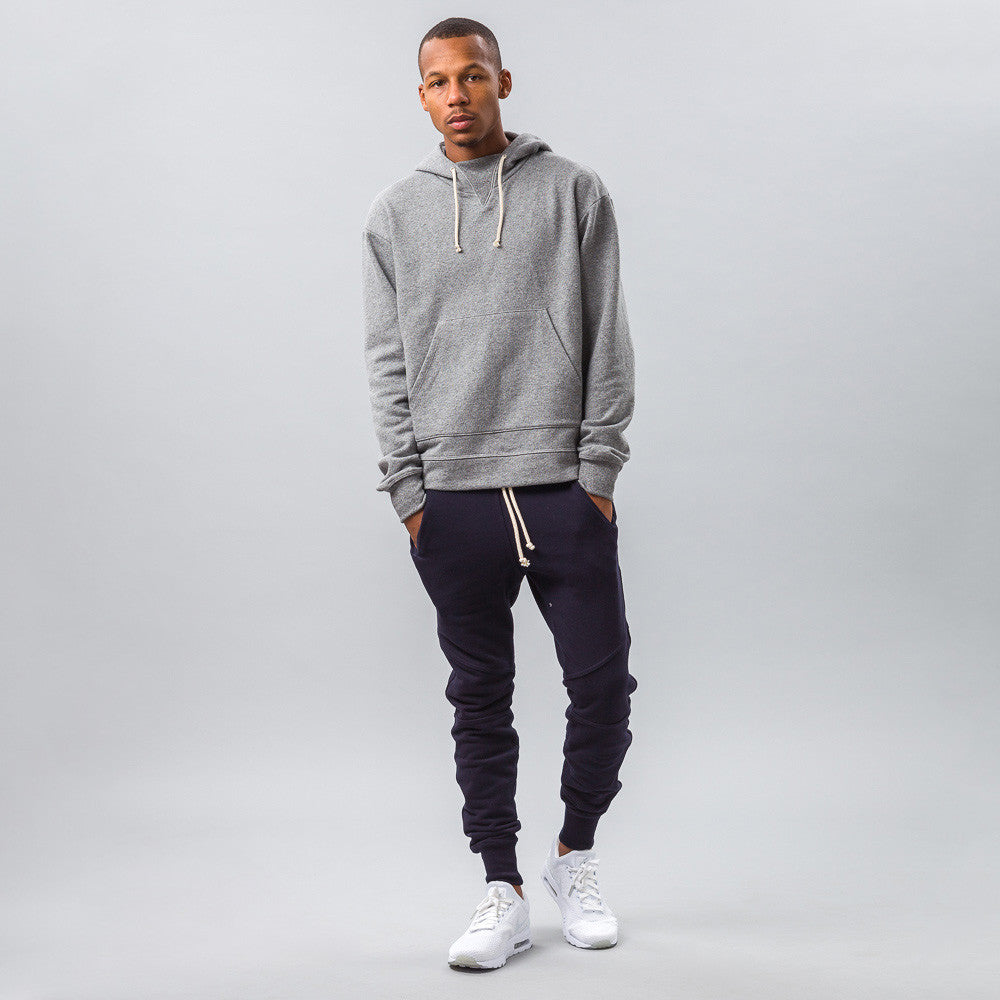 John Elliott - Escobar Sweatpants in Dark Navy - Notre - 1