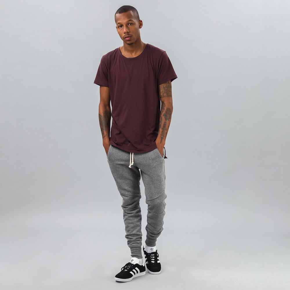 John Elliott - Escobar Sweatpants in Dark Grey - Notre - 1