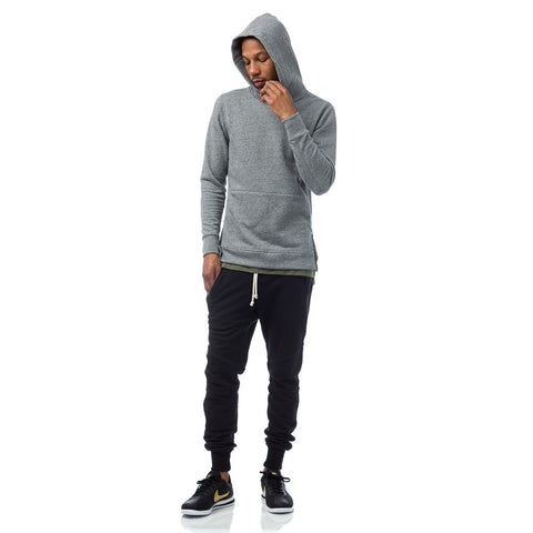 John Elliott Hooded Villain in Dark Grey - Notre