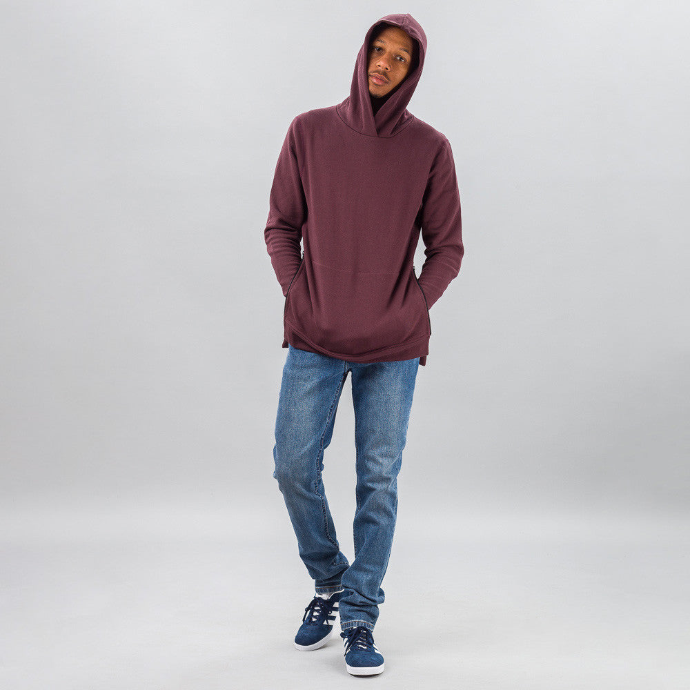 John Elliott - Hooded Villain in Maroon - Notre - 1