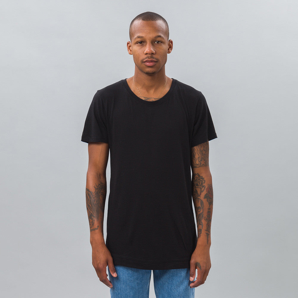 Mercer Tee in Black