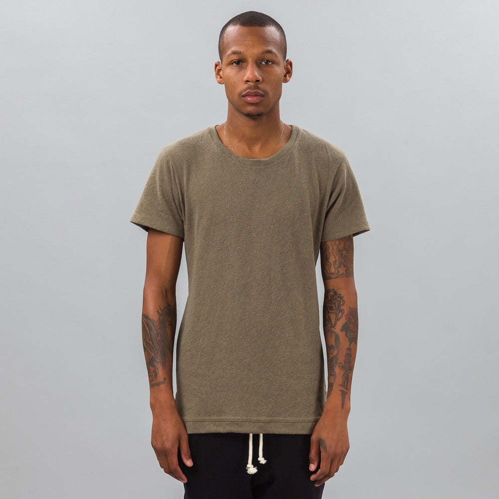 John Elliott - Mercer Tee Co-Mix in Alpine - Notre - 1