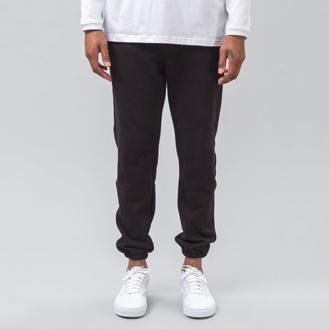 John Elliott Oversized Sweats in Black - Notre