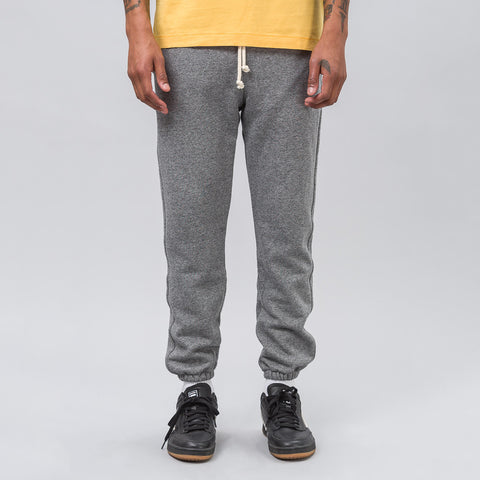 John Elliott Oversized Sweats in Dark Grey - Notre