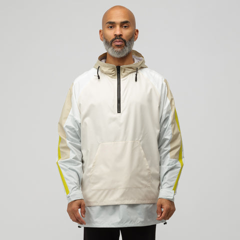 John Elliott Sail Jacket in White/Tan - Notre