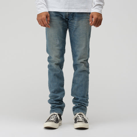 John Elliott The Cast 2 Cody in Light Indigo - Notre