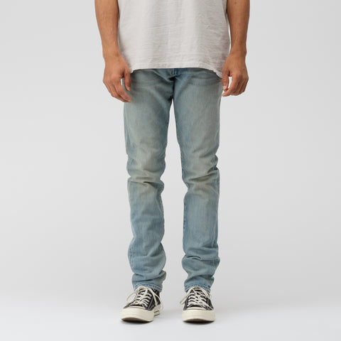 John Elliott The Cast 2 Denim in Coast 2 - Notre