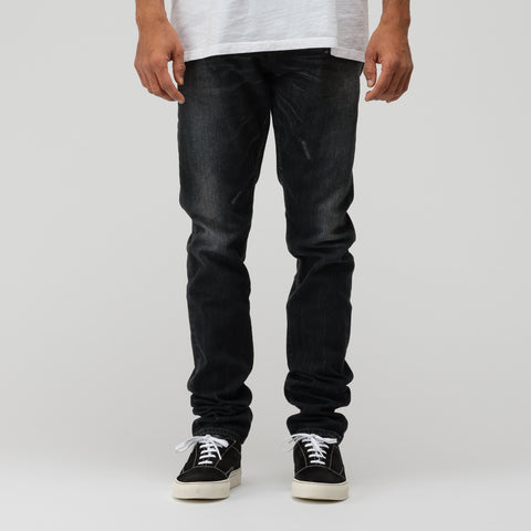 John Elliott The Cast 2 Ronin in Washed Black - Notre