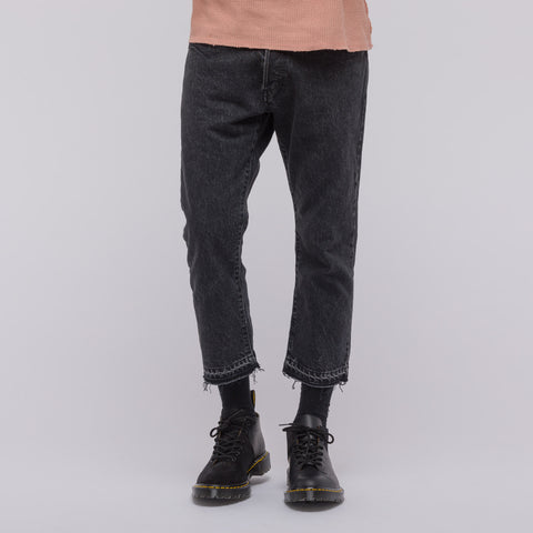 John Elliott The Kane Denim in Black - Notre