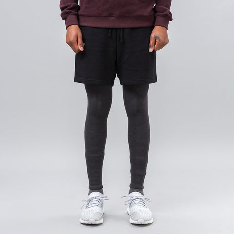 John Elliott Thermal Kendo Tights in Slate - Notre