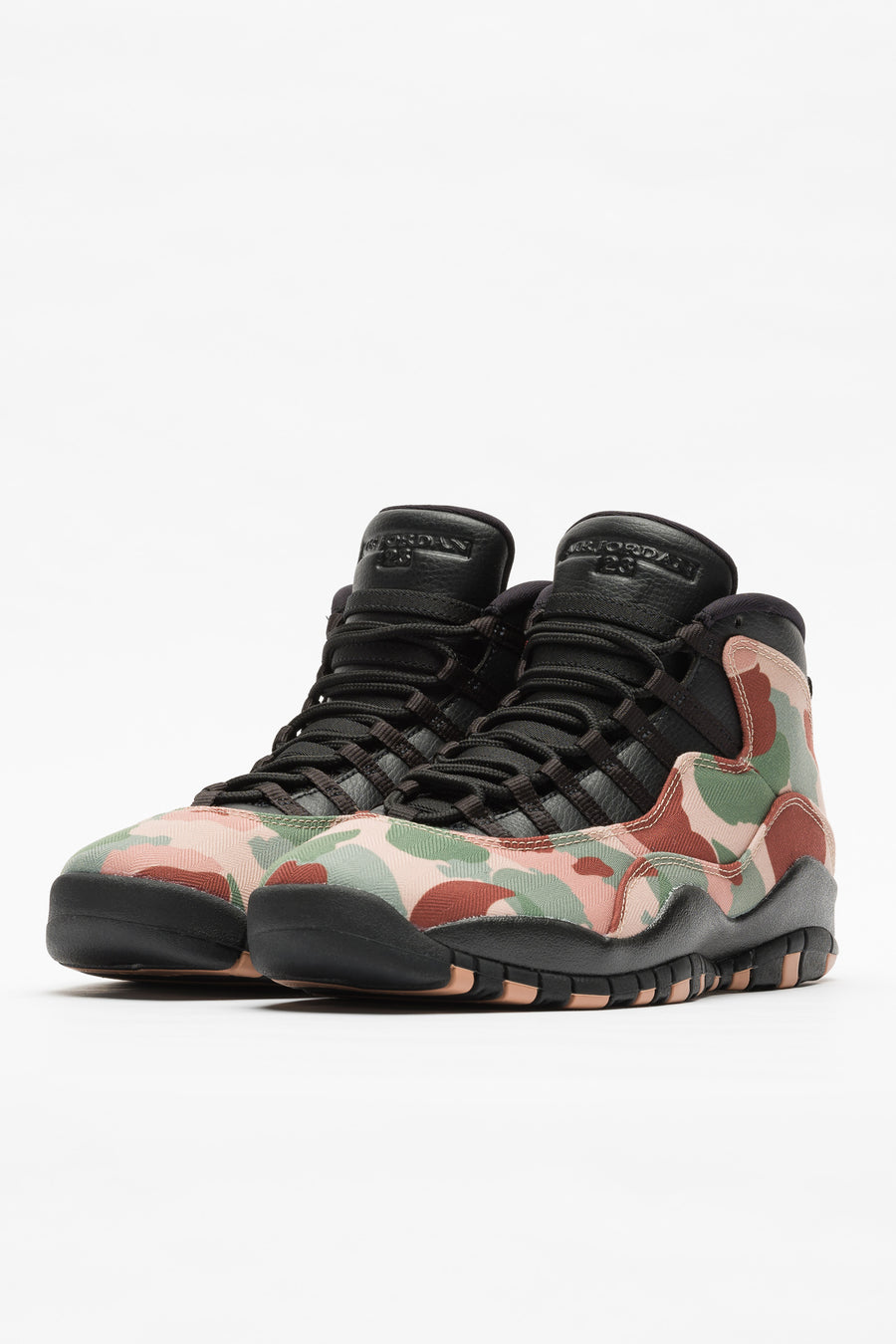 Jordan Air Jordan 10 Retro in Desert/Black - Notre
