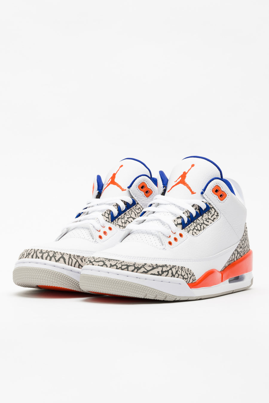 Jordan Jordan 3 Retro in White/Old Royal - Notre