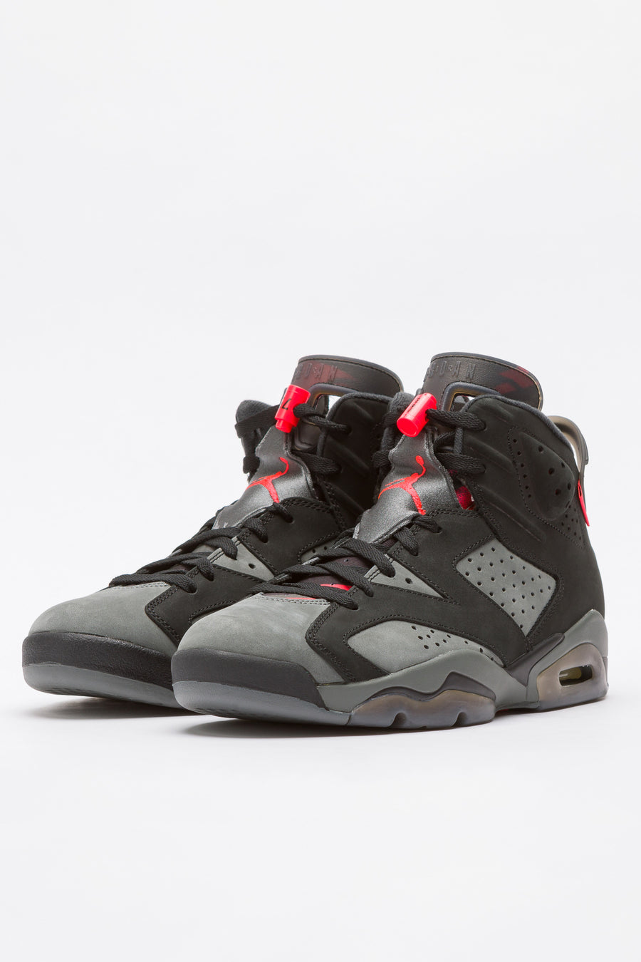 Jordan Air Jordan 6 Retro Paris Saint-Germain in Iron Grey/Black - Notre