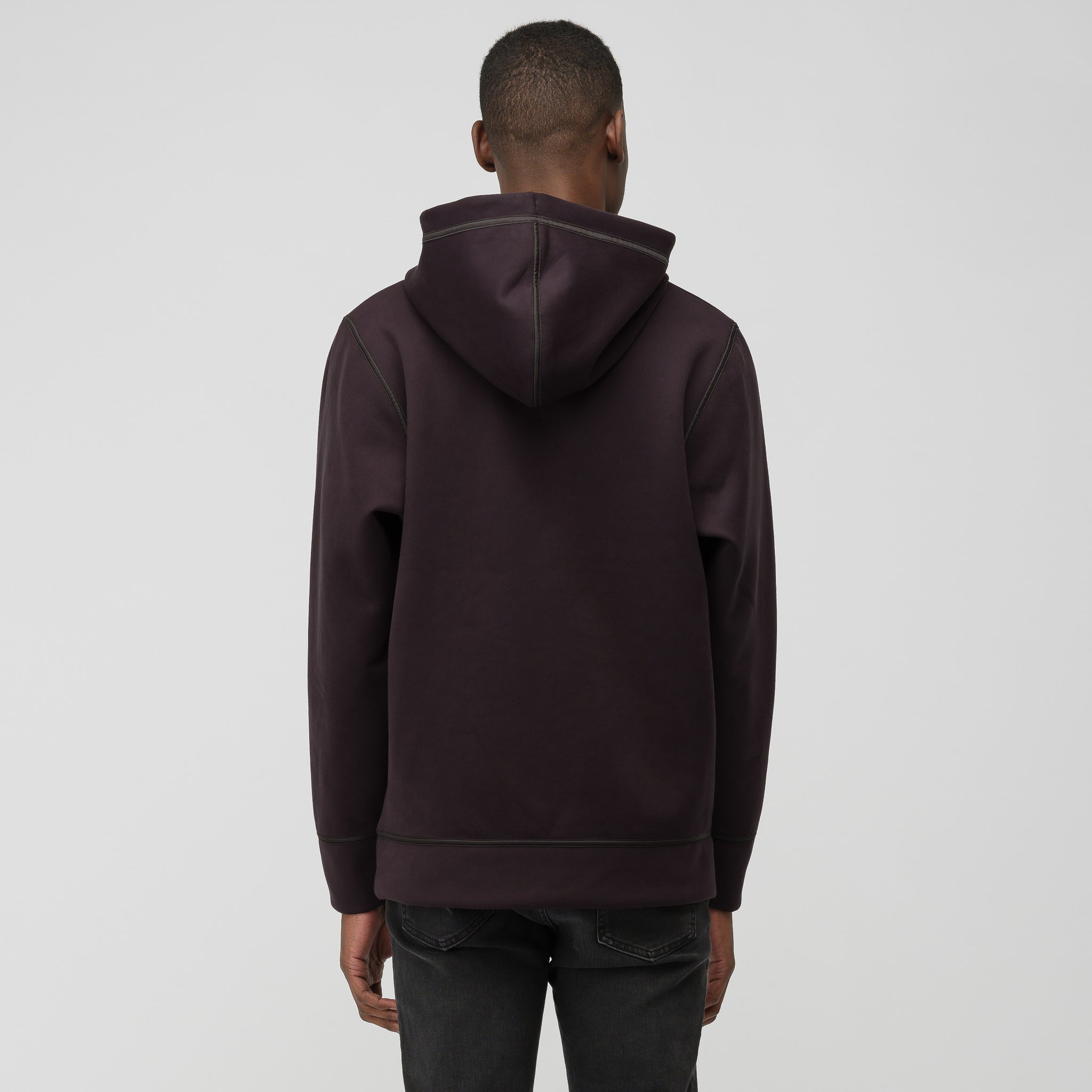 Remastered Hoodie in Black