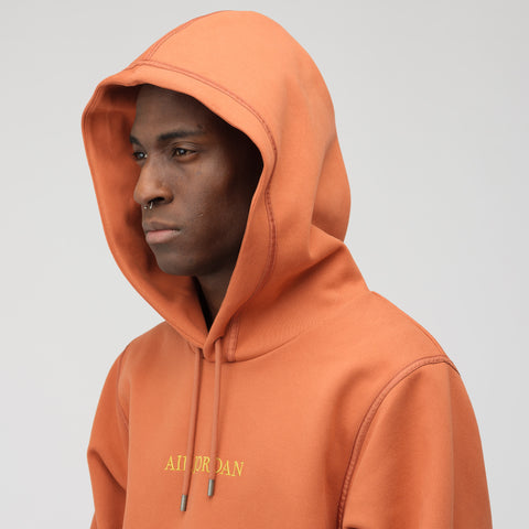 Jordan Remastered Hoodie in Dusty Peach - Notre