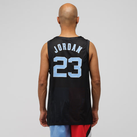 Jordan DNA Distorted Jersey in Black - Notre