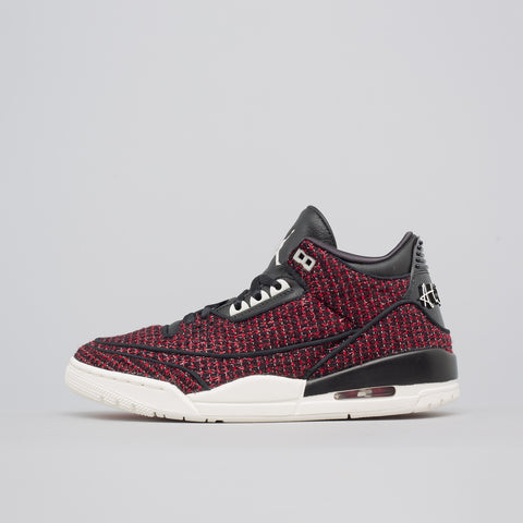 Jordan x Vogue Women's Air Jordan 3 Retro in Red - Notre