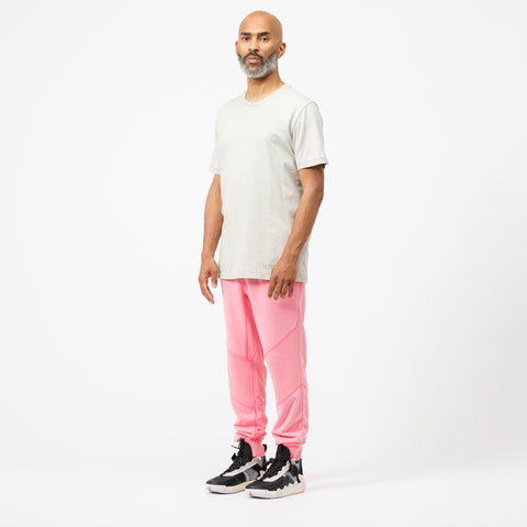 Wings Fleece Loop Pant in Digital Pink