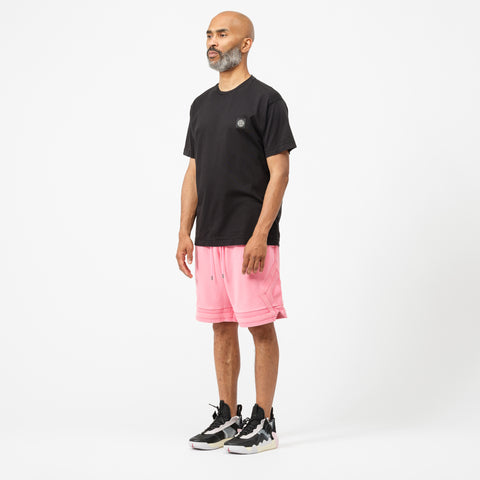 Jordan Wings Washed Fleece Short in Digital Pink - Notre