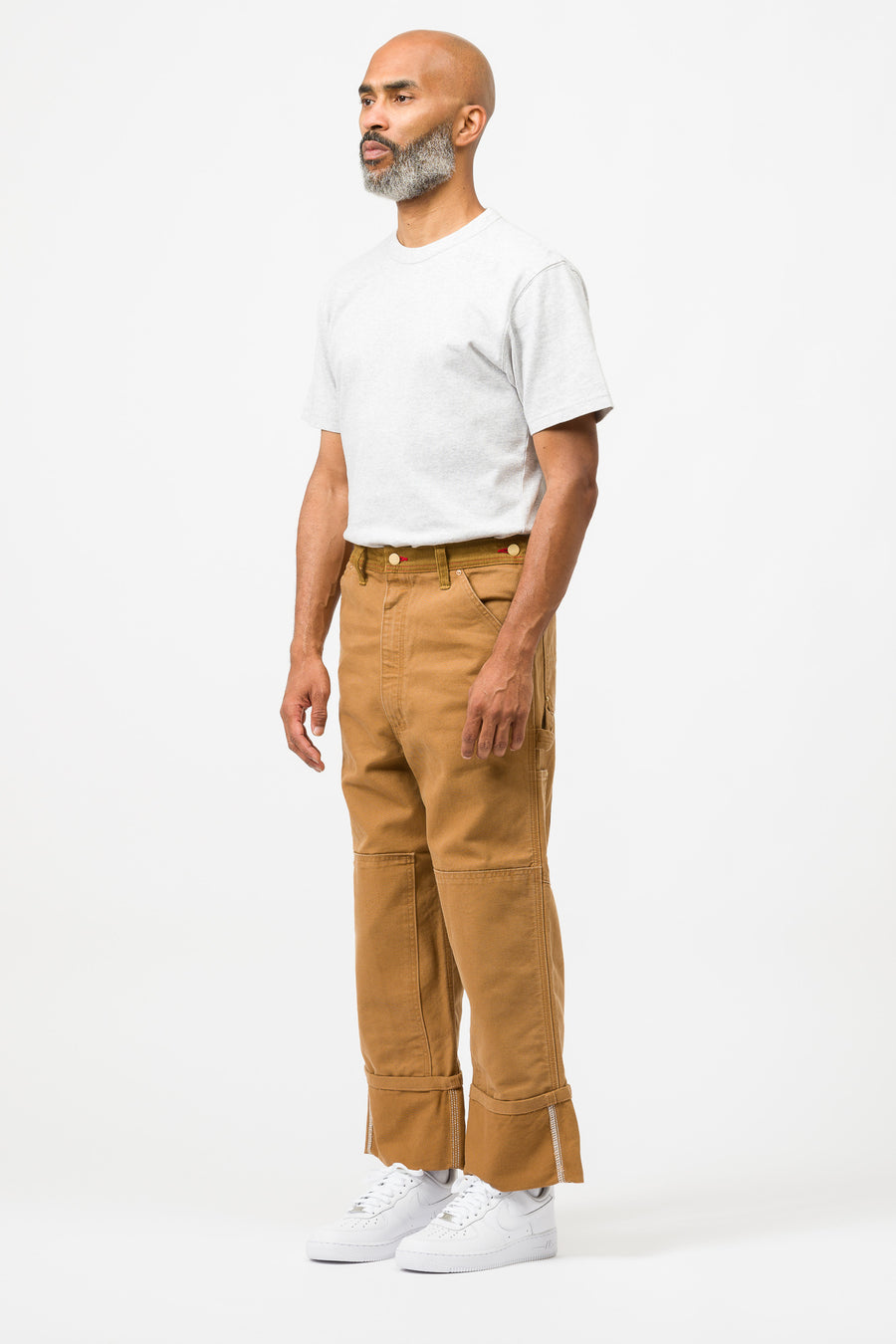 Junya Watanabe Carhartt Pants in Brown - Notre