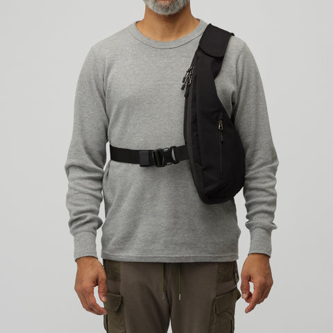 Junya Watanabe Holster Bag in Black - Notre