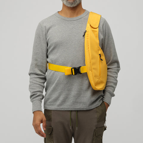 Junya Watanabe Holster Bag in Yellow - Notre