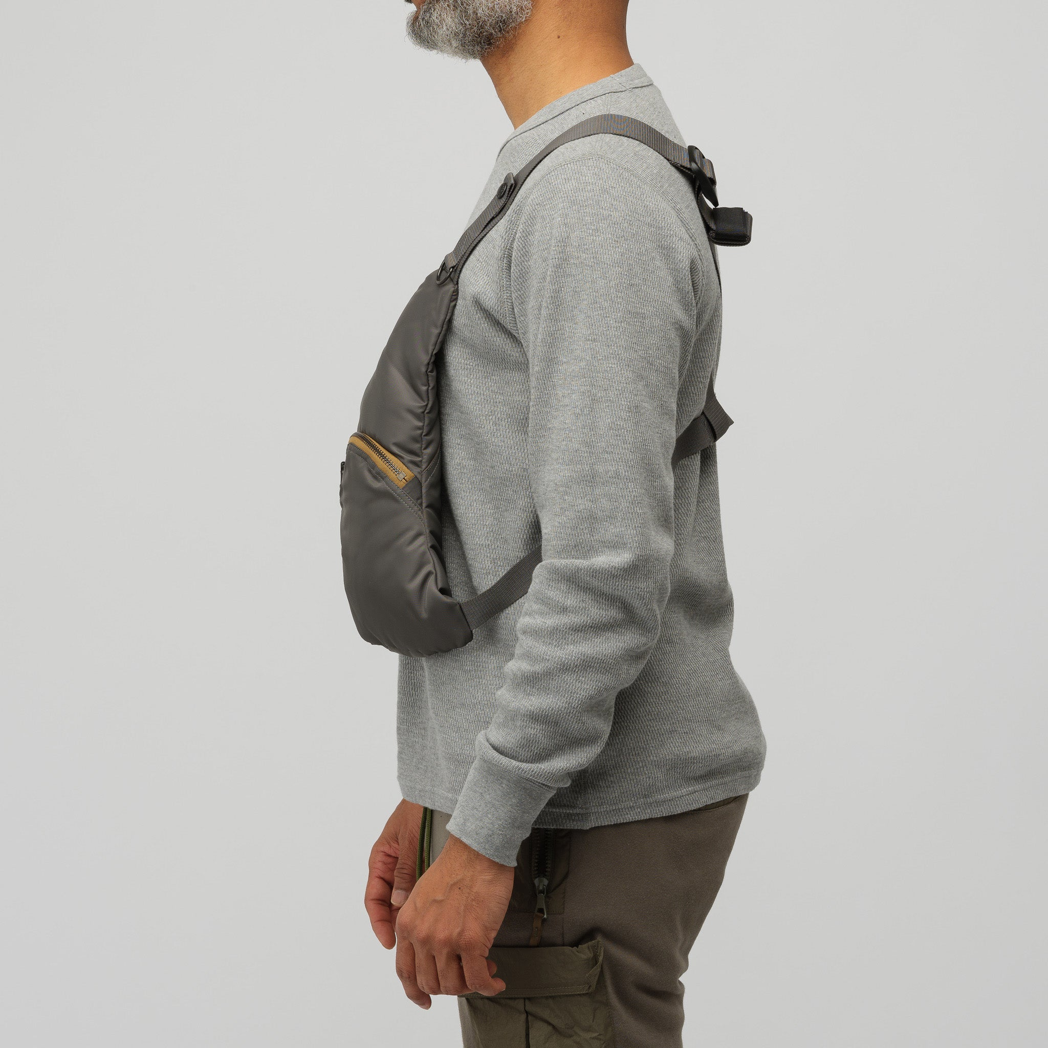 Sling Bag in Khaki