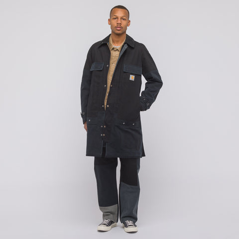 Junya Watanabe x Carhartt Work Jacket in Black - Notre