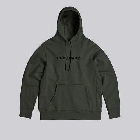 Know Wave ATM Hoodie in Olive - Notre