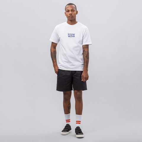 Balanced Short-Sleeve T-Shirt in White