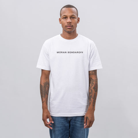 Know Wave The Gallery Tee in White - Notre