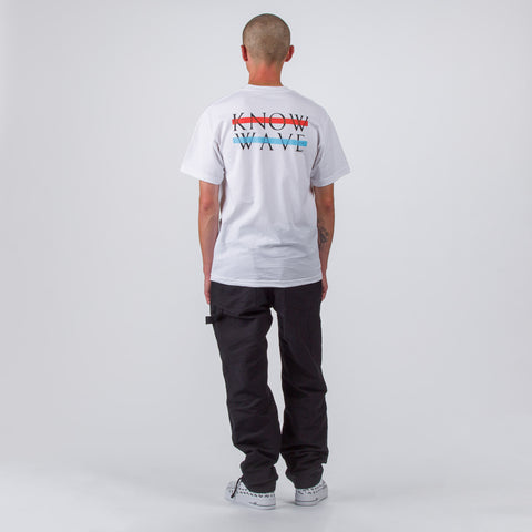 Know Wave Twenty T-Shirt in White - Notre
