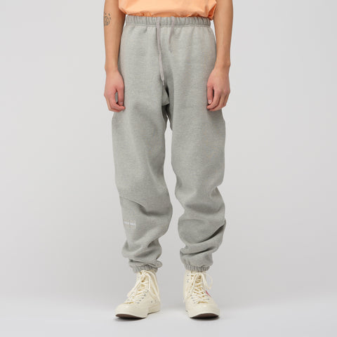 Know Wave Up by Three Sweatpants in Heather Grey - Notre