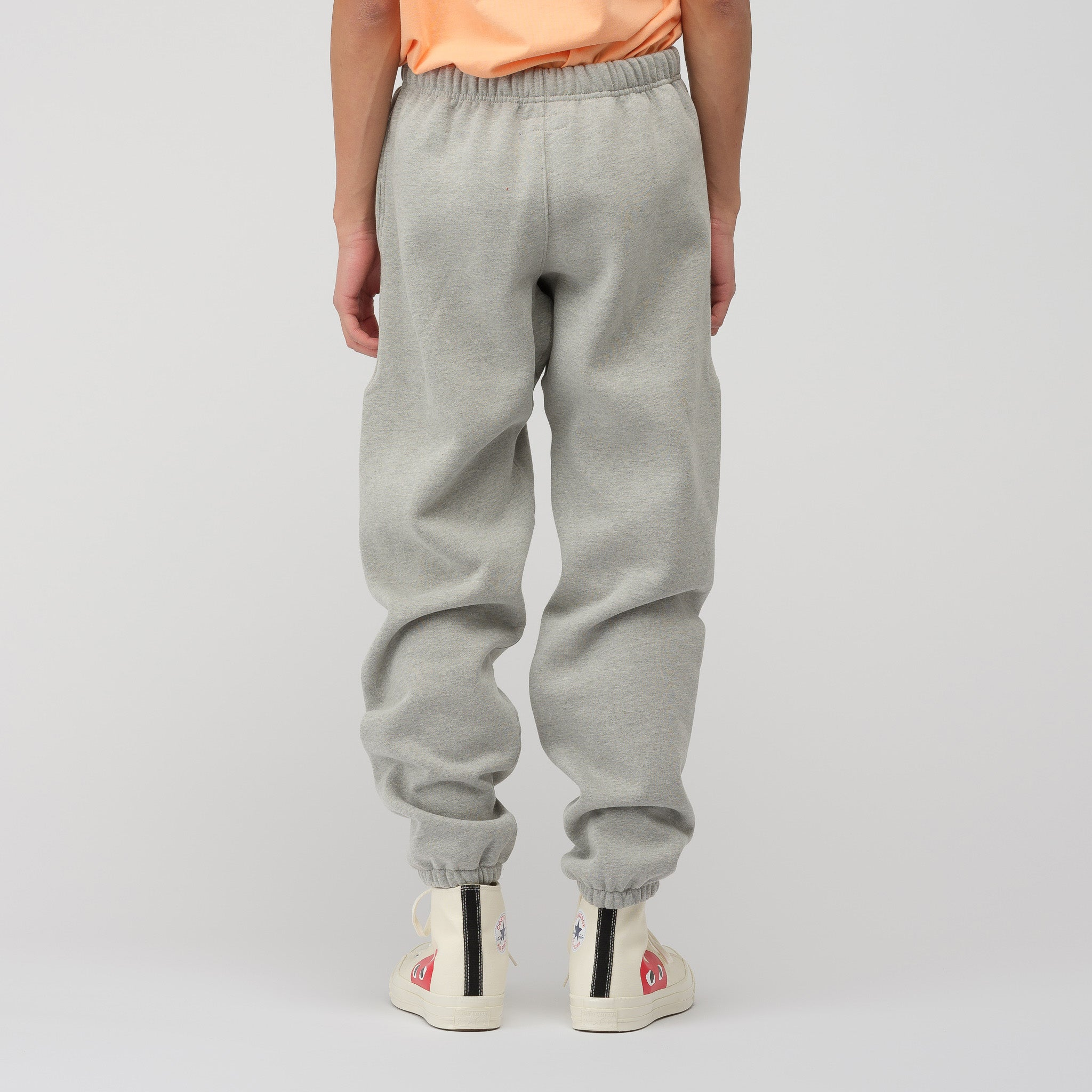 Up by Three Sweatpants in Heather Grey