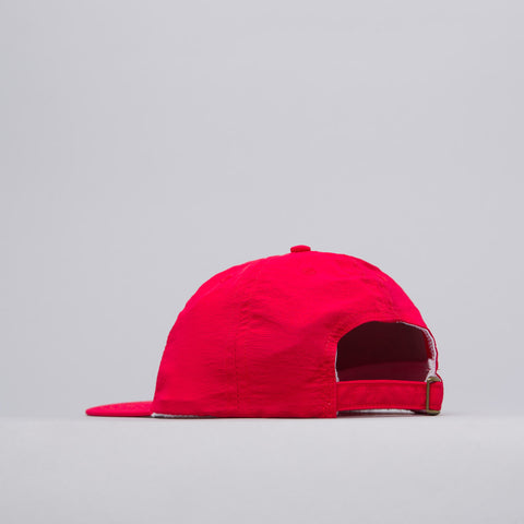 Tennis Cap in Red