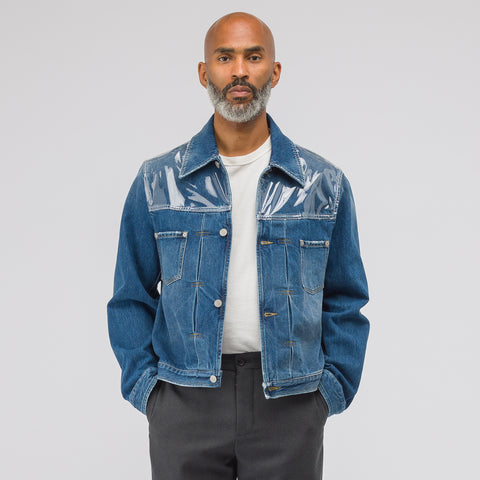 Maison Margiela Denim Jacket in Indigo - Notre