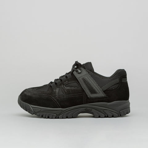 Maison Margiela Security Sneaker in Black - Notre