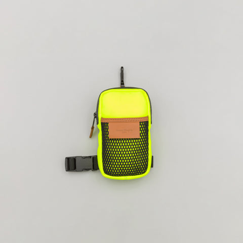 Maison Margiela Pouch in Neon Yellow - Notre