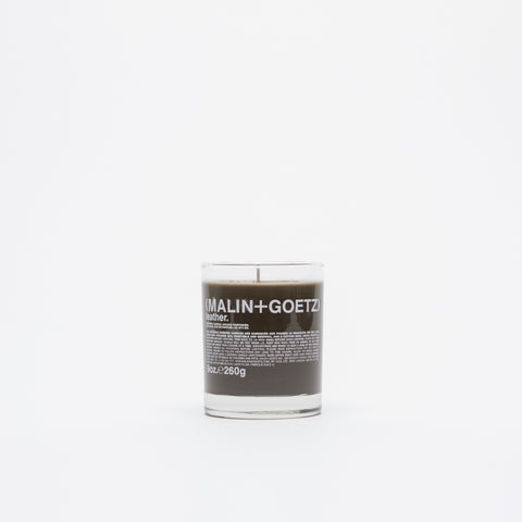 (MALIN+GOETZ) Leather Candle 9oz - Notre