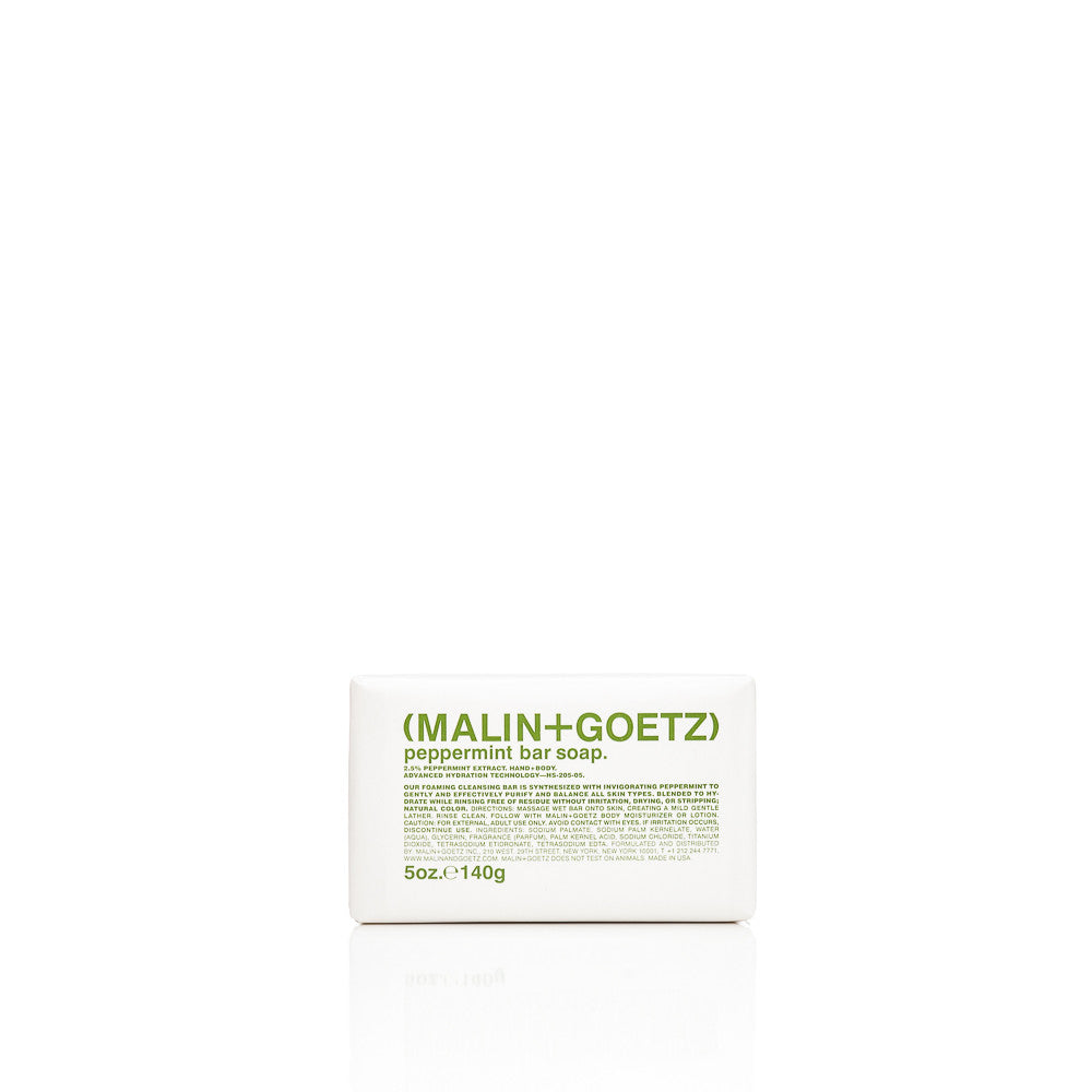 (MALIN+GOETZ) - Peppermint Bar Soap 5oz - Notre