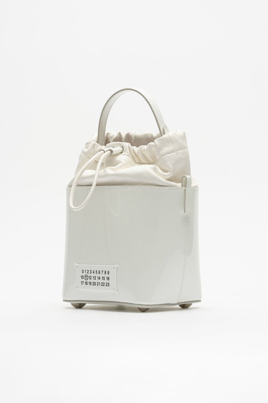 Maison Margiela Small Bag in White - Notre